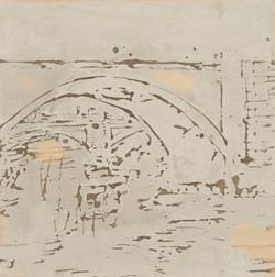 serie bianca: architetture ed alberi