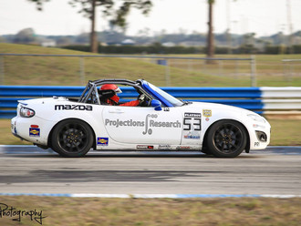 PRESS RELEASE: ETHAN LOW COMPLETES SUCCESSFUL SEBRING TEST AND RACE WEEKEND AT SEBRING / (Possible S