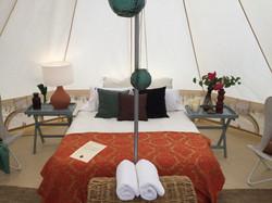 MATILDA -Australian Luxe styled tent int