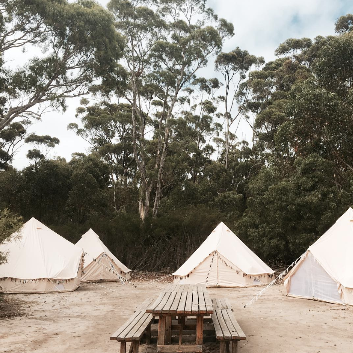 Flinders Chase National Park Glamping