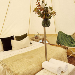 BELLA- Bridal tent interior styling