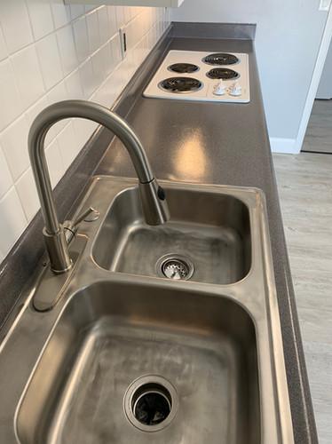 402 Kitchen Sink