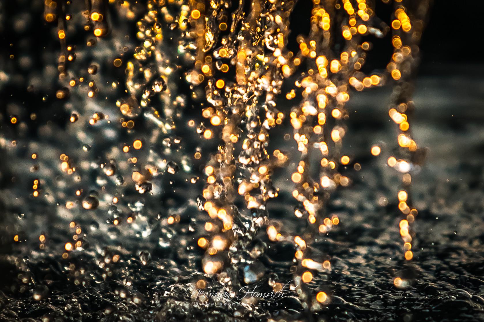 Ouro e água