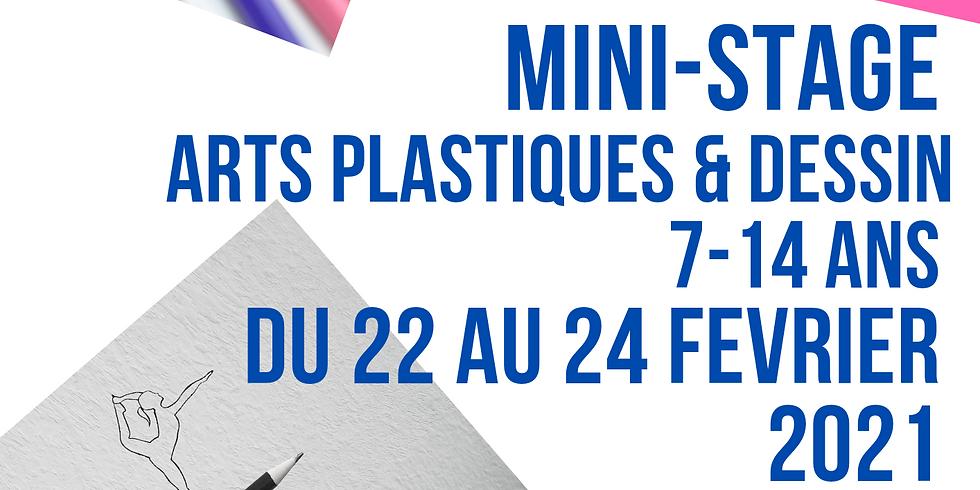 Stage Arts Plastiques et Dessin 7-14 ans