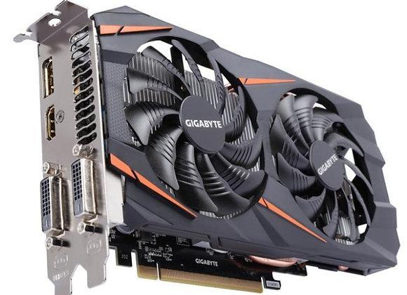 GIGABYTE GeForce GTX 1060 3GB GDDR5 PCI Express 3.0 x16 ATX Video Card GV-N1060W