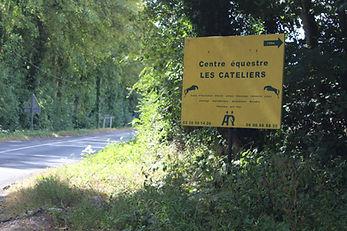 Centre équestre Houppeville - Haras de la Ferme des Hospices - Les Cateliers