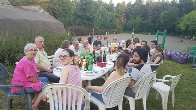 fête club haras rouen 76