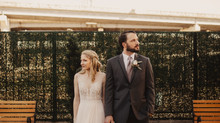 Ashley & Tim | Chic Downtown Shreveport Nuptials