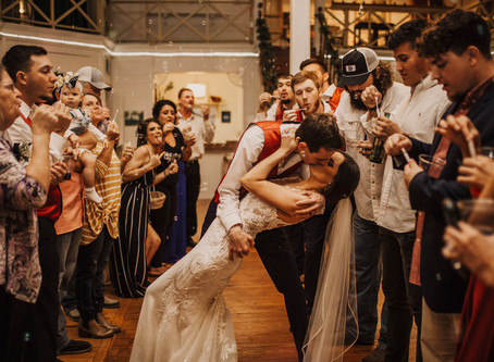 Alexis & Conner | Lovely Taylortown Wedding