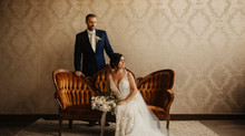 Mr. & Mrs. Drew Ley | Gorgeous 601 & Spring Wedding