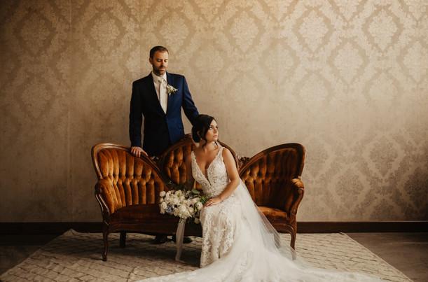 Mr. & Mrs. Drew Ley | Gorgeous 601 & Spring Wedding