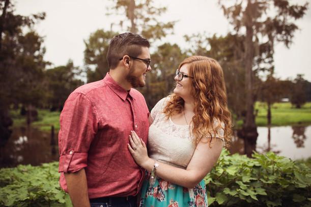 Aubrey & Devin | Engaged!