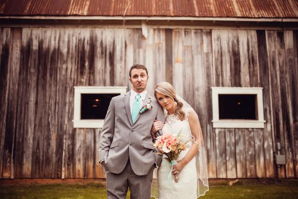 Mr. & Mrs. Keaton Dunn