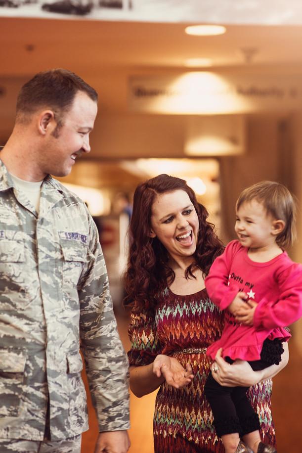 Blake Family | Coming Home