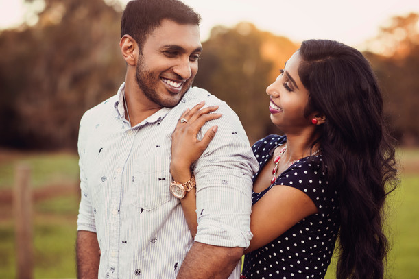 Soniya & Manu | Engaged!