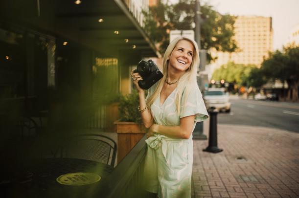 Katherine | Downtown Portraits