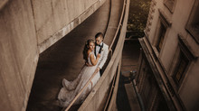 Aubrey & Logan Greer | Stunning Downtown Wedding