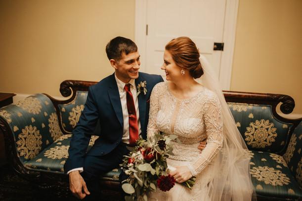 Amanda & Brett | Elegant Natchitoches Nuptials