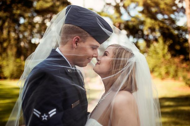 Mr. & Mrs. Brandon Kiernan