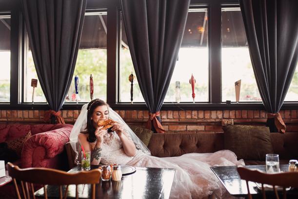 Erica Neault   Funky Dallas Bridals