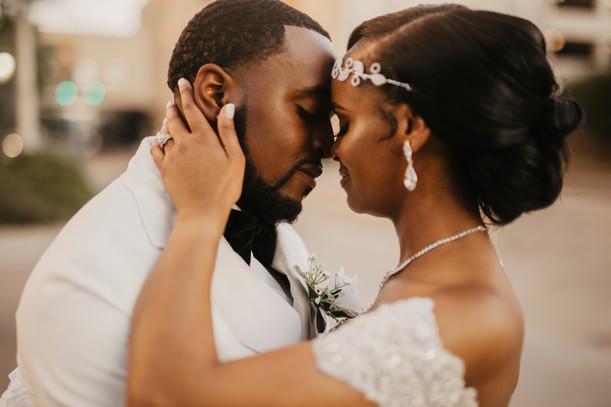 Kimberly & Patrick McDuffy | Downtown Wedding Affair