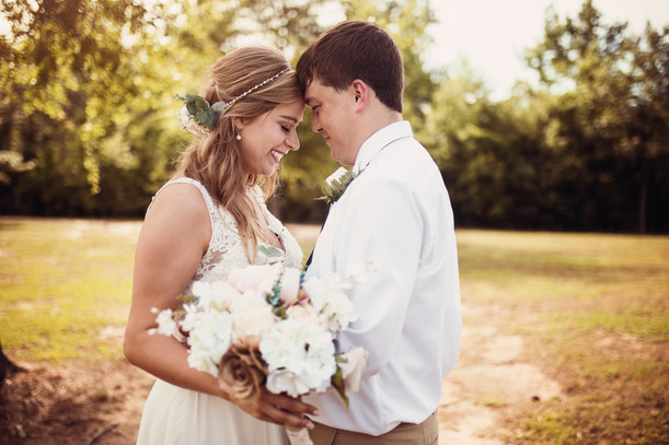 Mr. & Mrs. Shane Bridges
