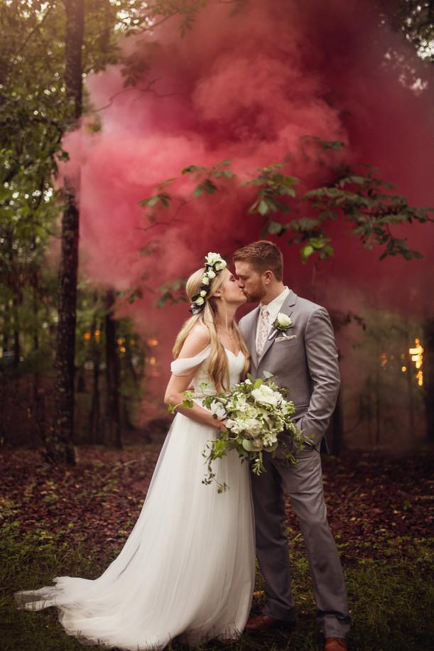 Mr. & Mrs. Harrison Ledbetter