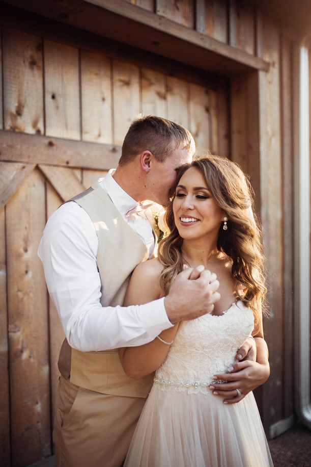 Mr. & Mrs. Colby Collins