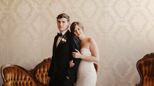Whitney & Hunter | Enchanting 601 Wedding