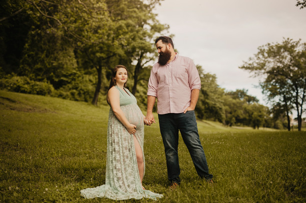 Mary & Austin   Mommy & Daddy to be