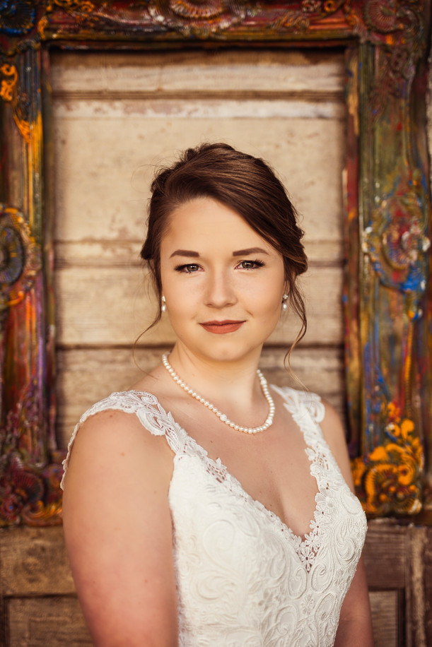 Mary Clark   Agora Borealis Bridals