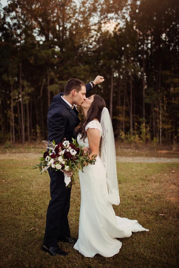 Mr. & Mrs. Andrew Walker