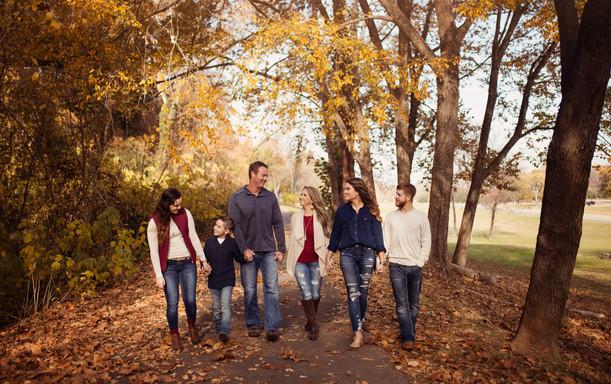 Johnson - Poole Family