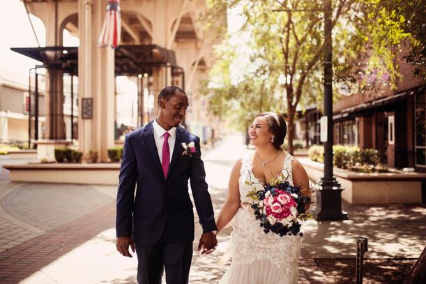 Mr. & Mrs. Randall Collier