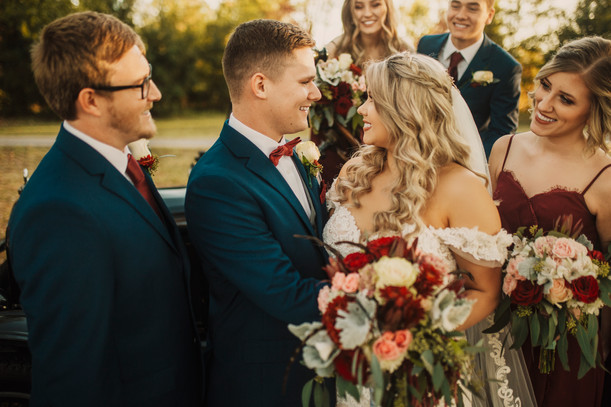 Cheyenne & Connor | Gorgeous Duke Wedding