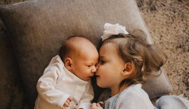 Cooper Bennett   His Real Life Newborns