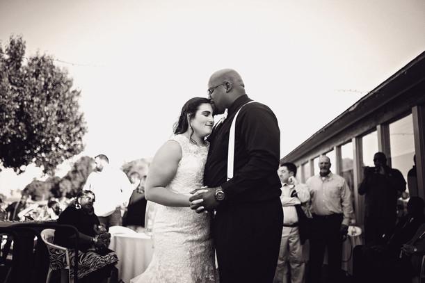 Mr. & Mrs. Jerrell White