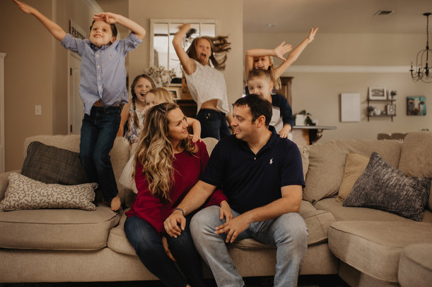 Lowery Family | Coke Float and Jukebox In Home Session