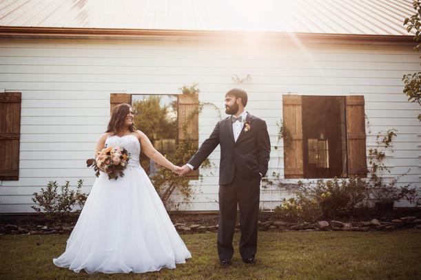 Mr. & Mrs. Cade McInnis