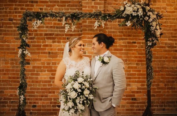 Mr. & Mrs. Ryan Ross | Gorgeous Remington Wedding