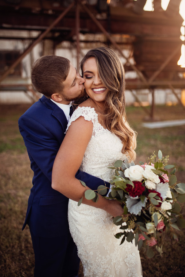 Mr. & Mrs. Jordan Poole