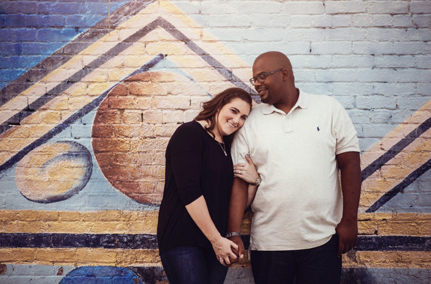 Rachel & Jerrell | Engaged!