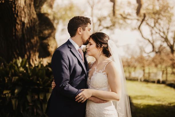 Sarah & Steven | Sweet Caspiana Wedding