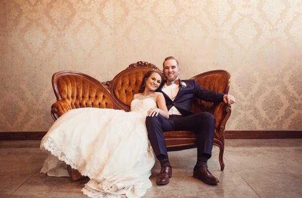 Mr. & Mrs. Evan Richard