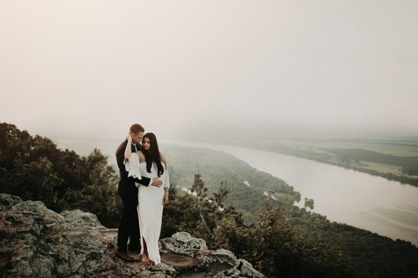 Mr. & Mrs. Jonathan Dranguet