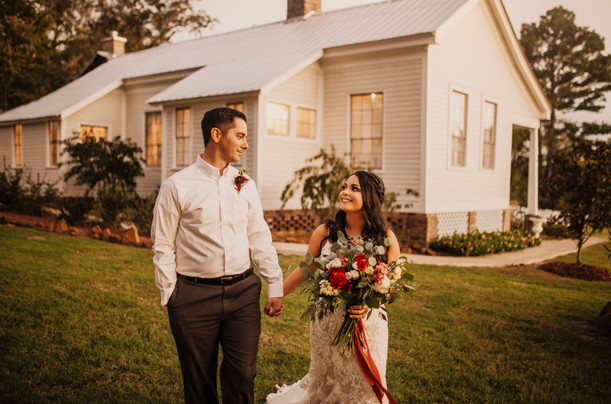 Jonna & Charlie | Beautiful Ivy Vale Plantation Wedding