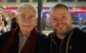 Egill Palsson and David Jones