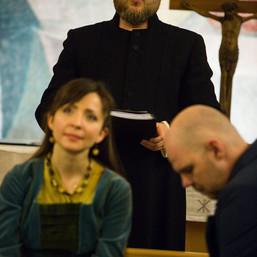 Skáldið og biskupsdóttirin