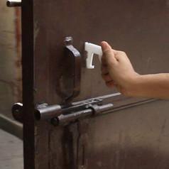 Push doors