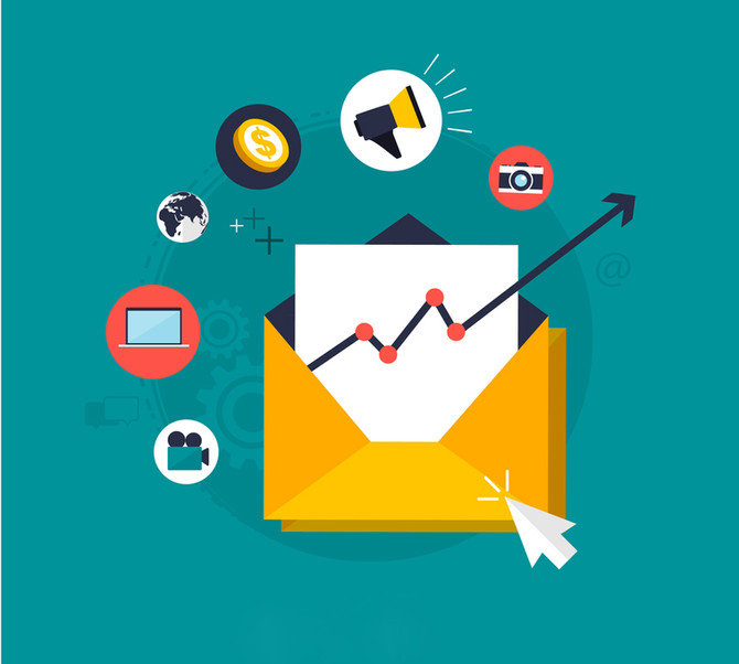 Infográficos no envio de e-mail marketing: isso funciona?